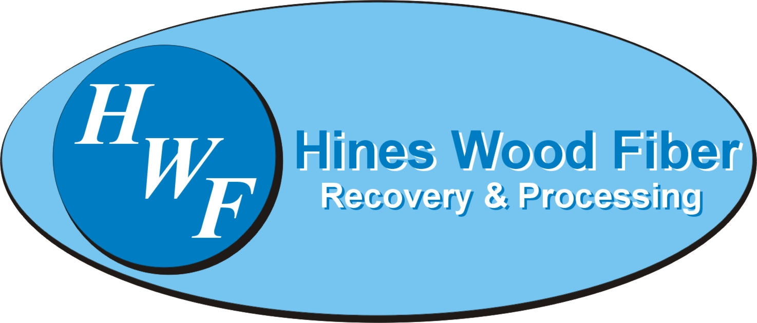 Logo for Hines Wood Fiber Recovery and Processing
